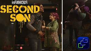 inFAMOUS: Second Son PS4 Walkthrough - Delsin and Fetch ...