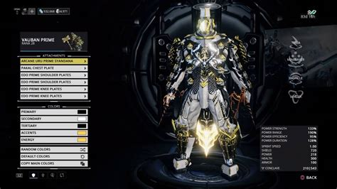 best color warframe best color schemes