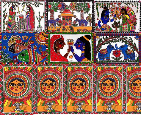 colonial house designs 19 facts about mithila painting you must