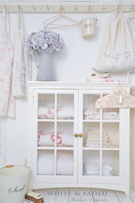 shabby chic laundry laundry room white faded pinterest laundry rooms laundry and shabby