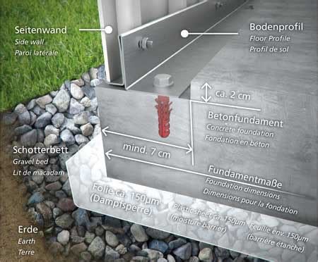 beton fertigmischung fundament biohort betonfundament https www biohort