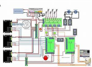 8 Best Images Of Cnc Schematic Diagram