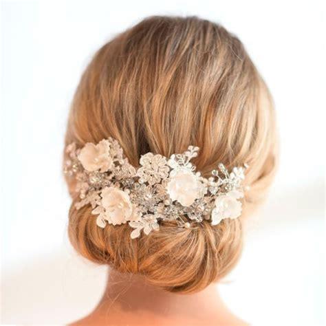 coiffure mariage facile a faire soi meme cheveux court chignon mariage facile a faire