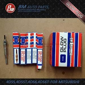 Pm75 Diesel Glow Plug Mitsubishi 4d56 2 5l   12v L300