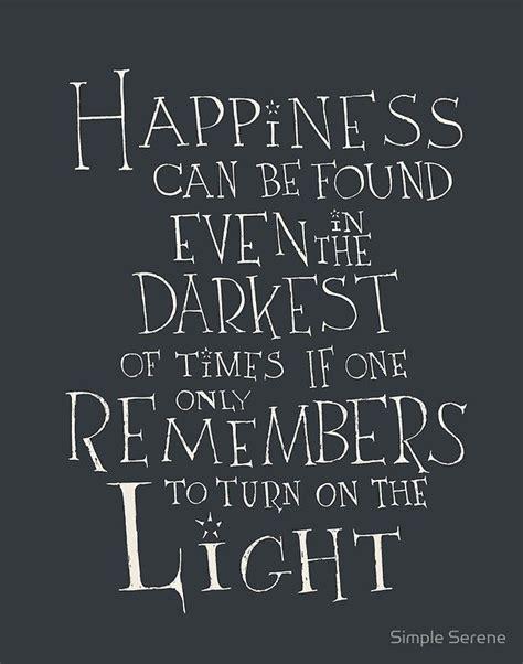 happiness harry potter quote  nerd space harry