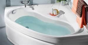 Baignoire D Angle 130x130 : baignoire d 39 angle lucina allibert france ~ Edinachiropracticcenter.com Idées de Décoration