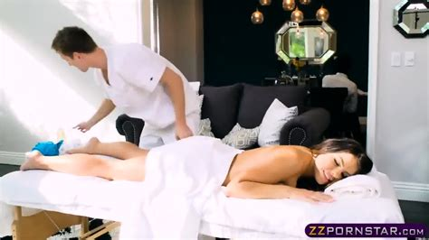 adriana chechik having anal orgasms with a masseuse guy