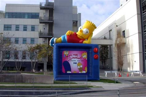 simpsons  fox studios