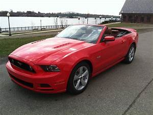 2013 Race Red GT Convertible - The Mustang Source - Ford Mustang Forums