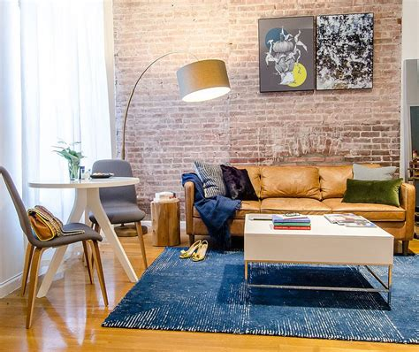 interior design living room 2015 100 brick wall living rooms that inspire your design Modern