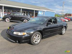 Black 1998 Pontiac Grand Prix Gt Coupe Exterior Photo