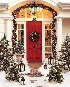 40, Appealing, Christmas, Main, Door, Decoration, Ideas, U2013, All, About, Christmas