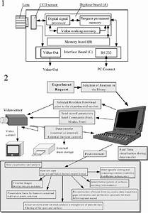 Hardware And Software Components Of The Video Camera