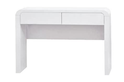 console 2 tiroirs blanche ovrik design en direct de l