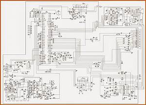 Sharp 70as 01s Color Tv Schematic Diagram