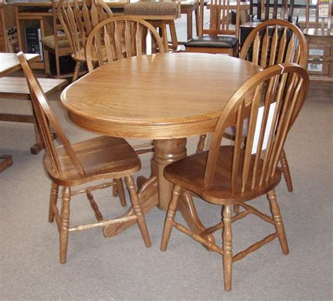 solid oak table and chairs image gallery oak table and chairs