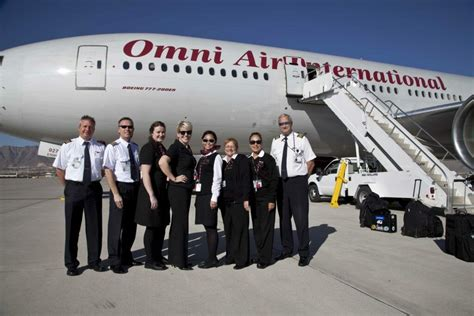 Omni Air International | Aero Crew News