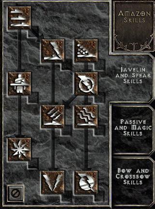 javelin  spear skills diablo ii diablo wiki