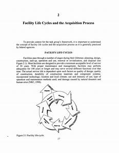 2  Facility Life Cycles And The Acquisition Process