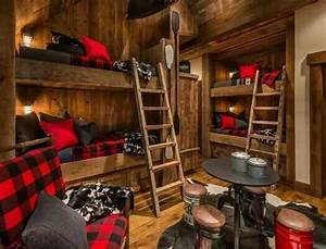 Boys bedroom Dream Home Pinterest Cabin, Logs and