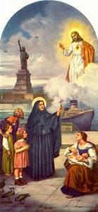 St. Andrew the Apostle Parish Blog: Mother Frances Xavier ...