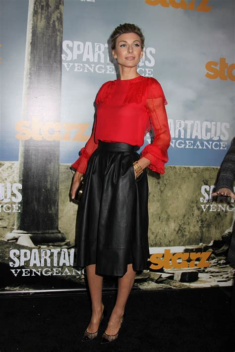 Michael Myers Halloween Actor by Viva Bianca At The Spartacus Vengeance Premiere 169 2012