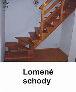 Lomené schody