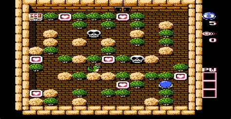 Adventures Of Lolo 2 (europe) Rom