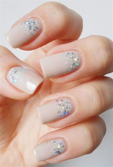 glitter nail designs be and fabulous with this top 50 glitter ombre nails