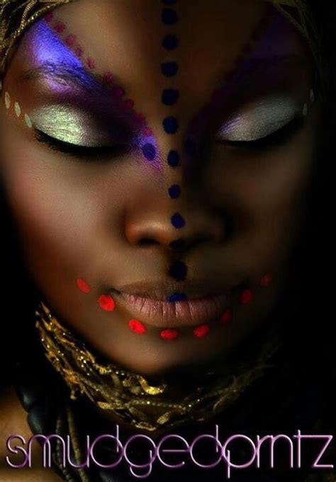 african tribal beauty  art stunning avant garde