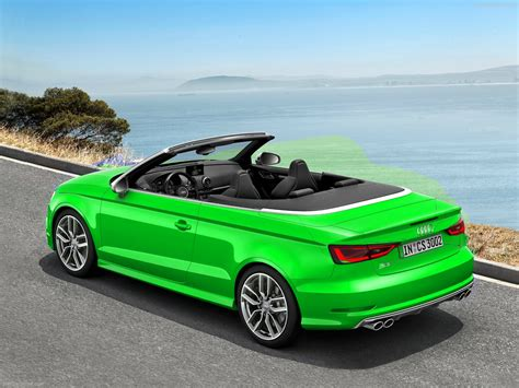 Audi Rs3 Convertible by 2015 Audi S3 Convertible Colored Cars
