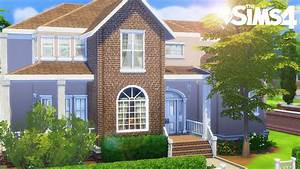 AMERICAN HOUSE - Construction Sims 4 - YouTube
