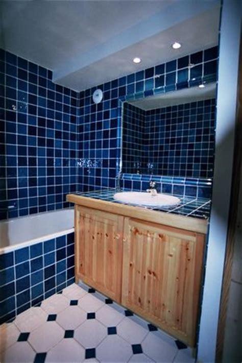 carrelage bleu m 233 diterran 233 e cuisine salle de bains