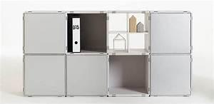 Bücherregale Mit Türen : modulares regalsystem ~ Markanthonyermac.com Haus und Dekorationen