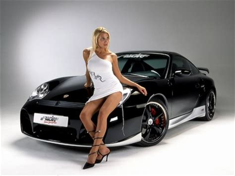 sport cars with girls ladies sport cars women with the cars