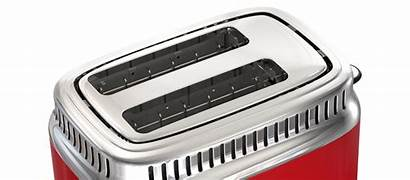 Toaster Retro Slice Hobbs Russell Toasters Stainless