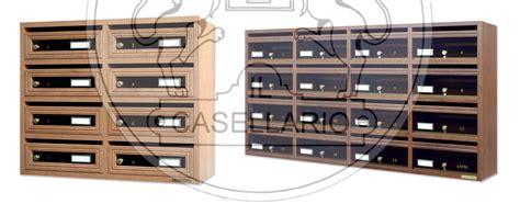 Prezzi Cassette Postali by Il Casellario Casellari Postali Bacheche E Portavalori