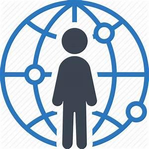 Global business, global communication, leader, worldwide ...
