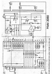 Hioki 3080 Multimeter Sch Service Manual Download
