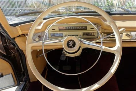 Peugeot Parts Usa by 1966 Peugeot 404 Cabriolet For Sale Photos Technical
