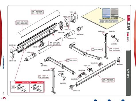 dometic awning parts diagram untpikapps