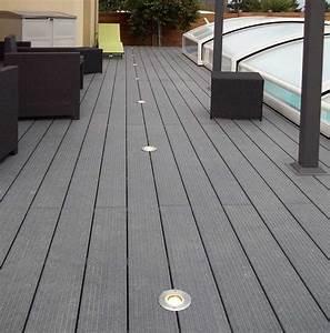Terrasse Lame Composite : produits bois composite ~ Edinachiropracticcenter.com Idées de Décoration