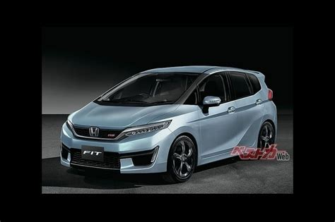 Next Generation Honda Hrv 2020 by Next Honda Jazz To Look Like This Rendering
