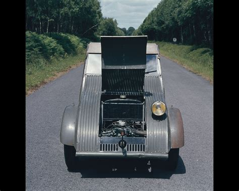 Prototype Cv by Citroen 2 Cv 1939 Prototype