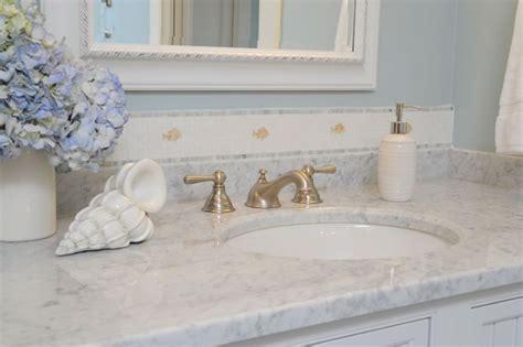 kitchen and bath coastal tile bath