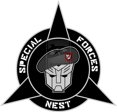 dib full form in police image transformers nest special forces custom logo by