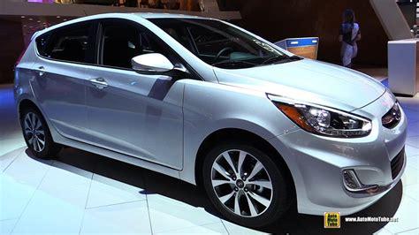 Vermont Hyundai by 2016 Hyundai Accent Exterior And Interior Walkaround
