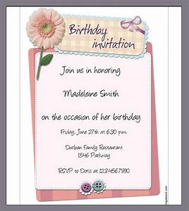 sample birthday invitation template 40 documents in pdf With first birthday invitation letter