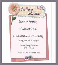Best 25 ideas about invitation letter find what youll love birthday party invitation letter sample stopboris Choice Image