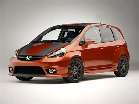 Honda Fit Sport Extreme Concept Wallpapers By Cars
